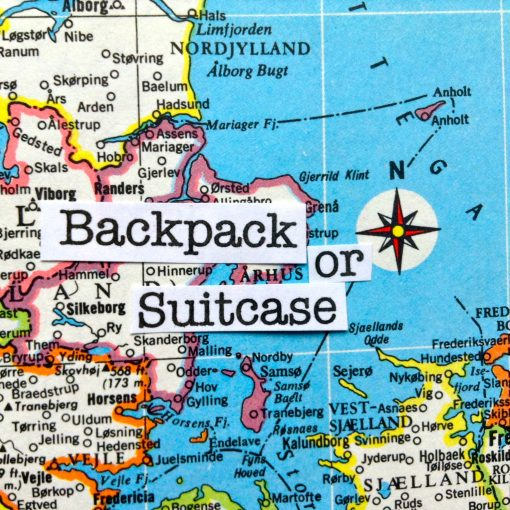 Backpack Or Suitcase