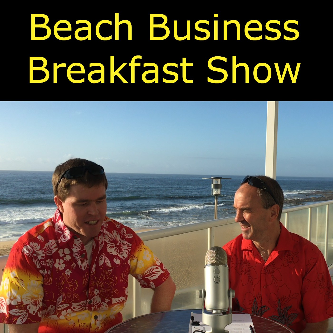 Beach Business Breakfast Show