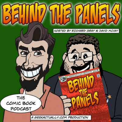 Behind The Panels