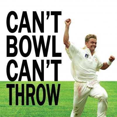 Can't Bowl Can't Throw