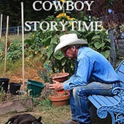 Cowboy Storytime With Anthony Morgan