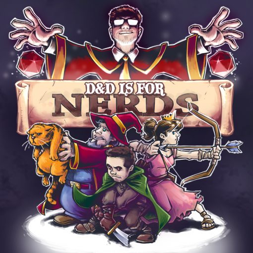 D&D Is For Nerds