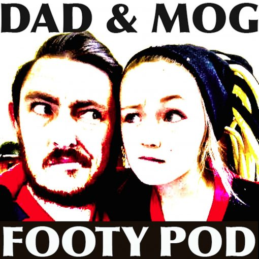 Dad & Mog Footy Pod