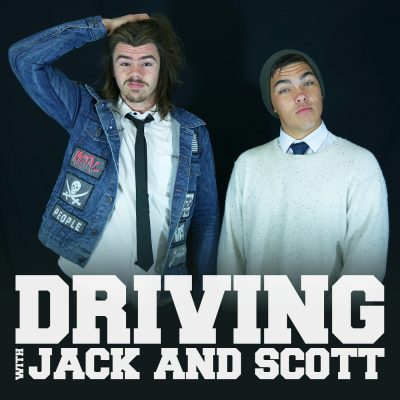 Driving With Jack And Scott