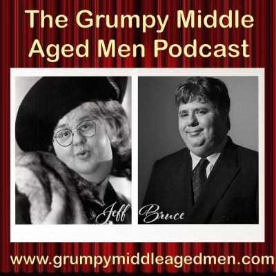 Grumpy Middle Aged Men