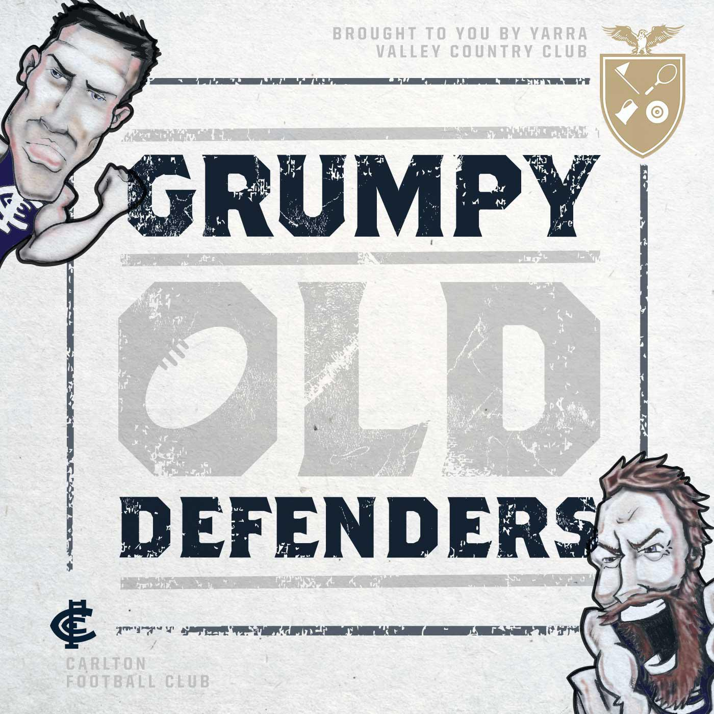 Grumpy Old Defenders