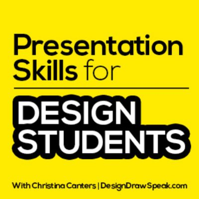 Presentation Skills For Design Students