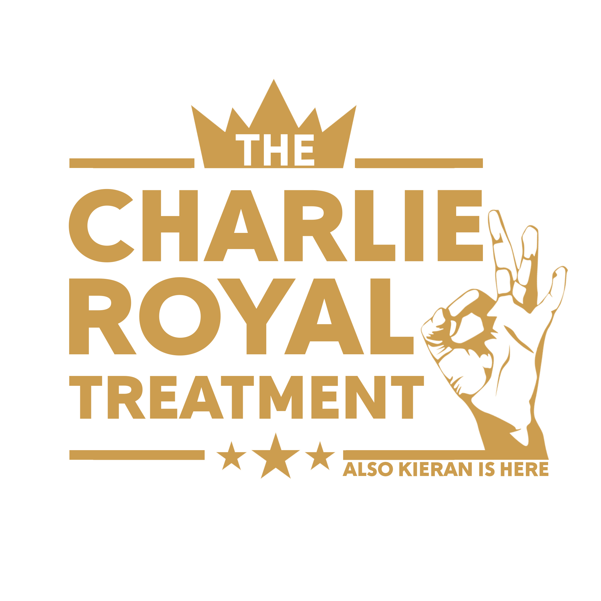 The Charlie Royal Treatment