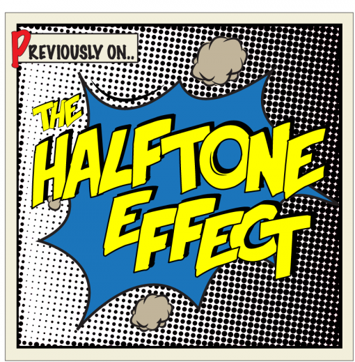 The Halftone Effect