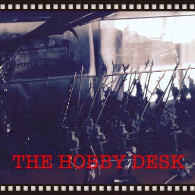 The Hobby Desk