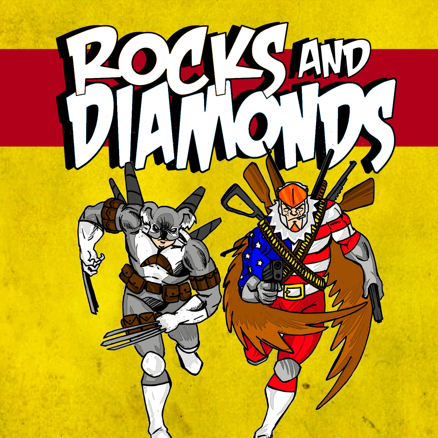 The Rocks N' Diamonds Podcast