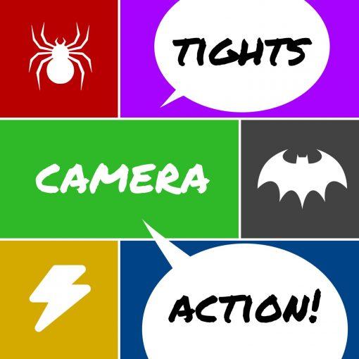 Tights, Camera, Action!