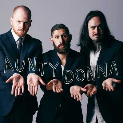 Aunty Donna Podcast